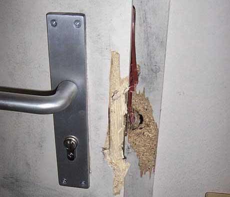 Techniques DEffraction Des Portes  Comment Protger Une Porte